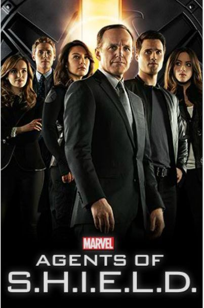 Agents Of Shield Tv Series With Images Television Show