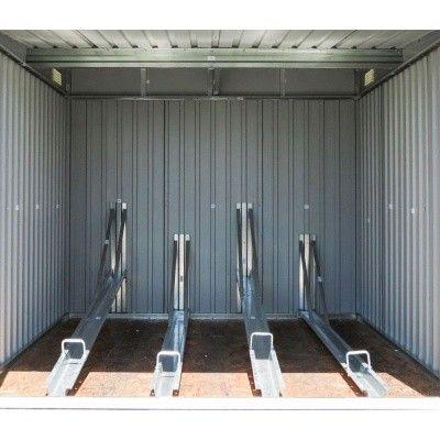 Duramax Fietsberging, Antraciet in 2020 Bike shed, Barn