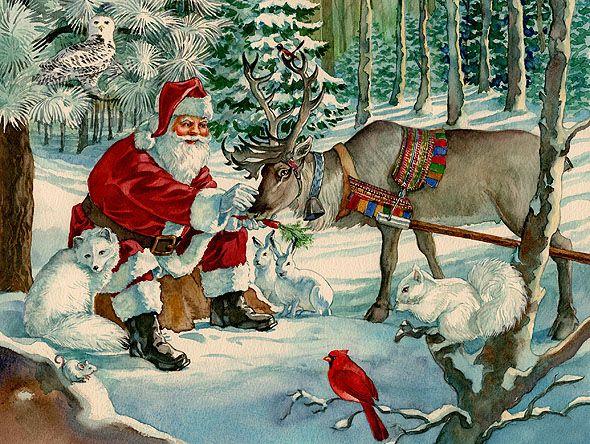Santa's Creatures