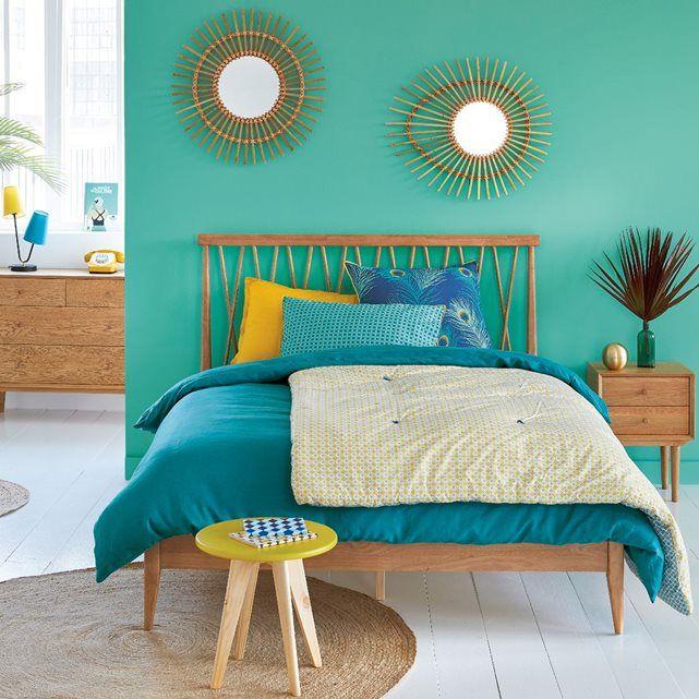 lit sommier quilda pinterest lit sommier la redoute interieurs et la redoute. Black Bedroom Furniture Sets. Home Design Ideas