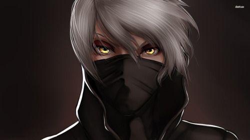 Mask Anime Boy Wallpaper 4k - osakayuku.com