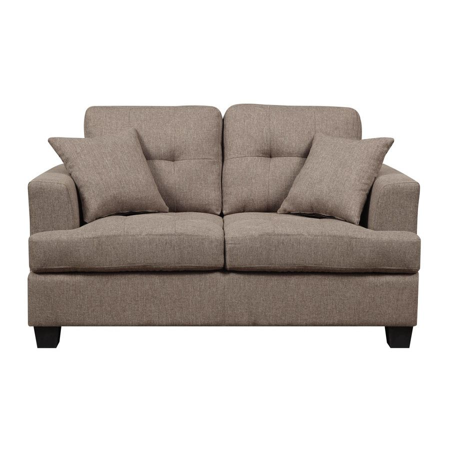 Emerald Home Furnishings Clearview Loveseat