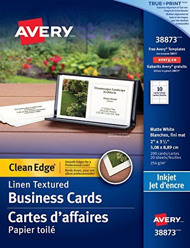 Avery clean edge business cards for inkjet printers 2 https avery clean edge business cards for inkjet printers 2 https colourmoves