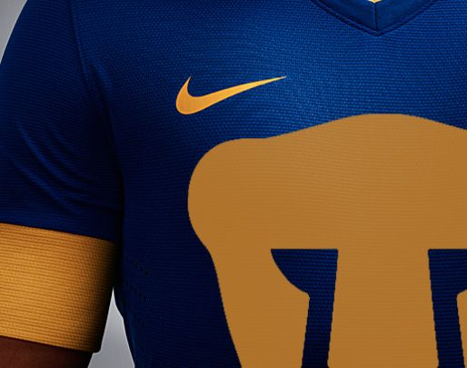 Pumas UNAM presentó sus camisetas Nike para la temporada 2017/18