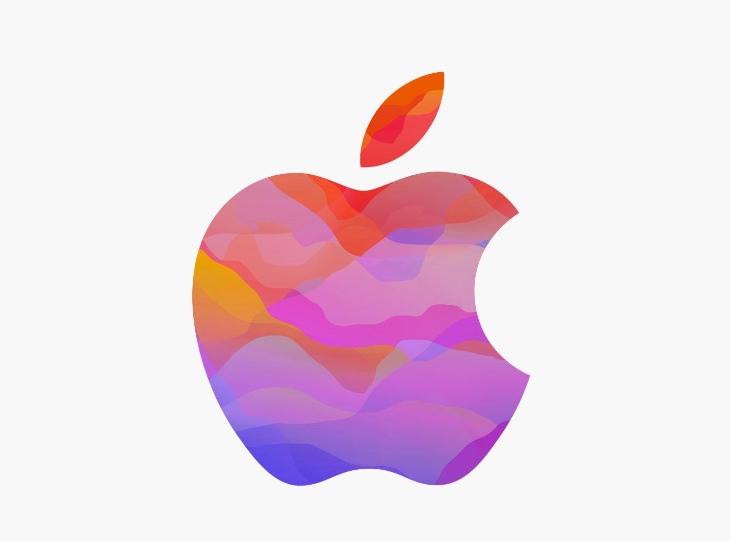 All Of The Apple Logos From The October 30th Event Invites Imgur Apple Logo Apple Logo Wallpaper Iphone Apple Logo Wallpaper
