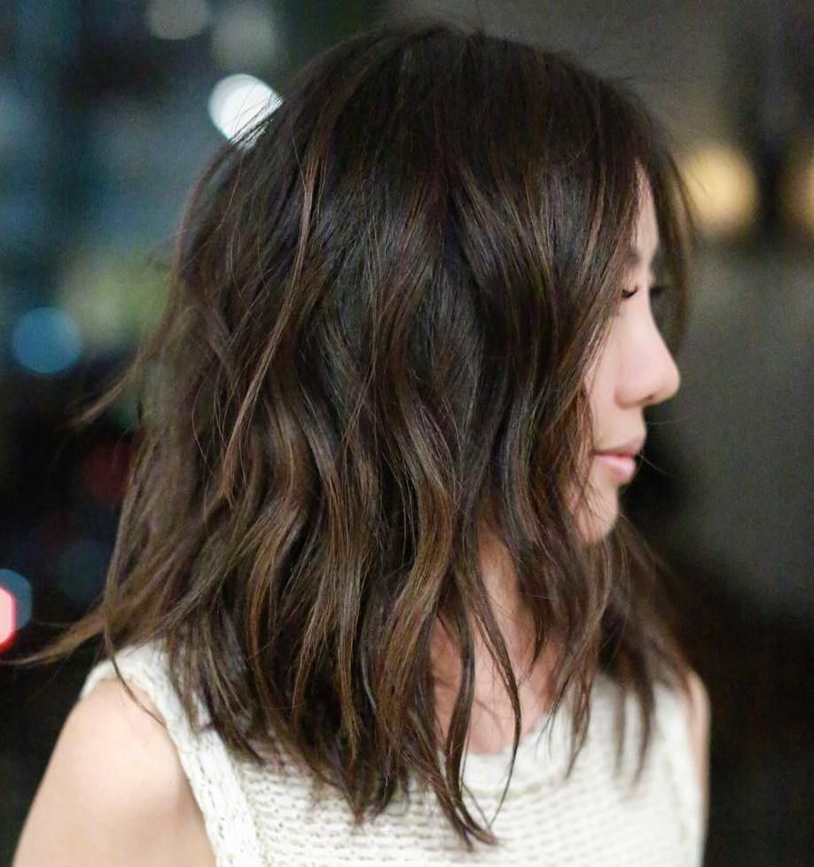 Pin On Cute Medium Length Hair Styles