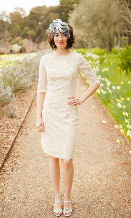 9fe6c46fef Shabbyapple.com With This Ring dress  vintage  wedding  lace