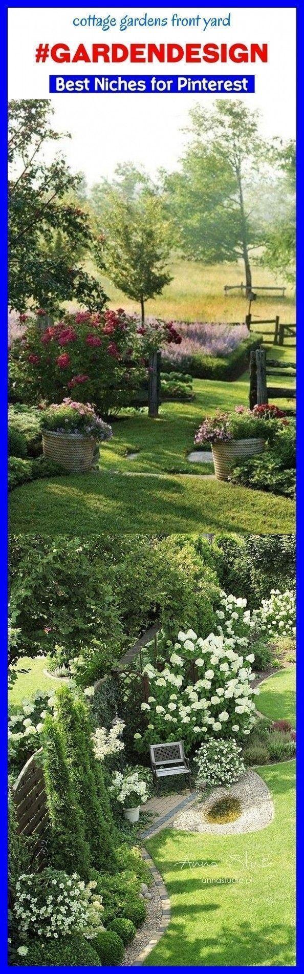 Sterben für den CottageGärten sind Gärten den Gärten ein cottageGartendesign cottageGärten Vorgarten angelegter cotta  Perennials shed landscapin...