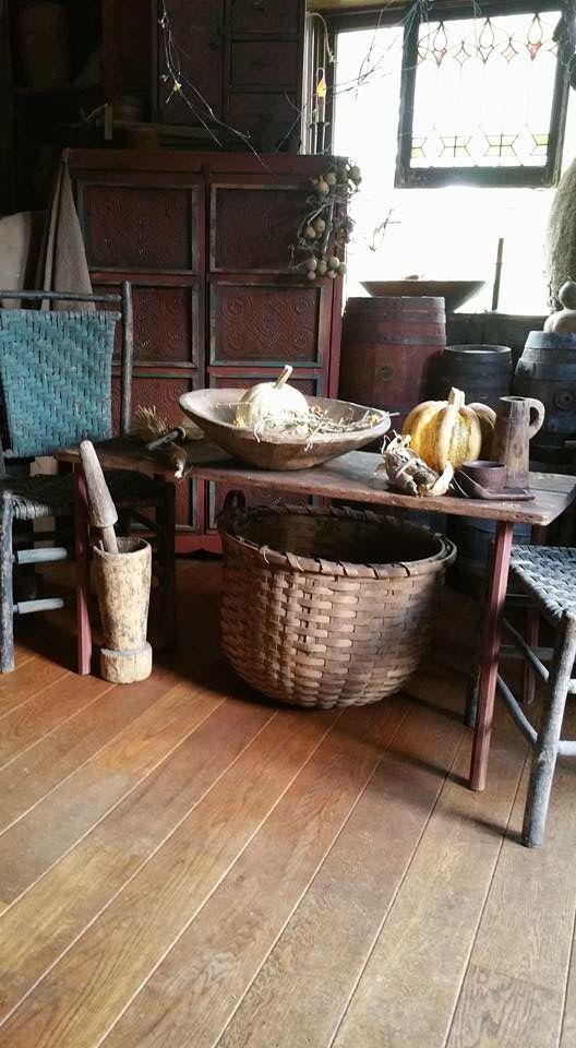 Pin de Tina miller en primitive home | Pinterest | De todo