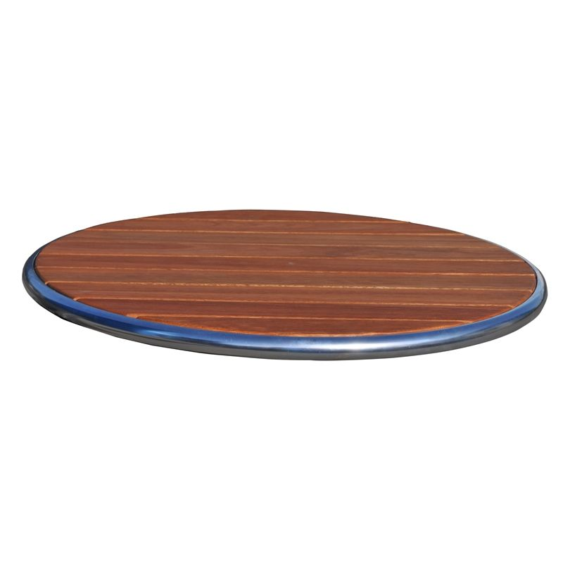 Marquee 60cm Round Eucalyptus Table Top, Round Table Tops Bunnings