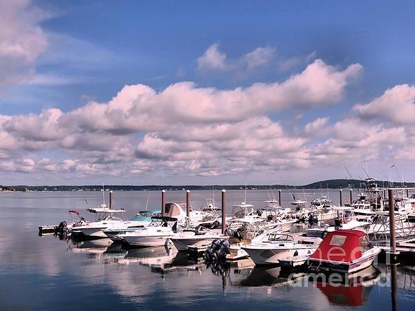 Cordage Seaport in Plymouth, Massachusetts