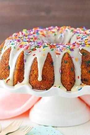 Photo of Funfetti Bundt Cake – feucht und voller Streusel! #cakefunfetti – Funfetti Bun ….