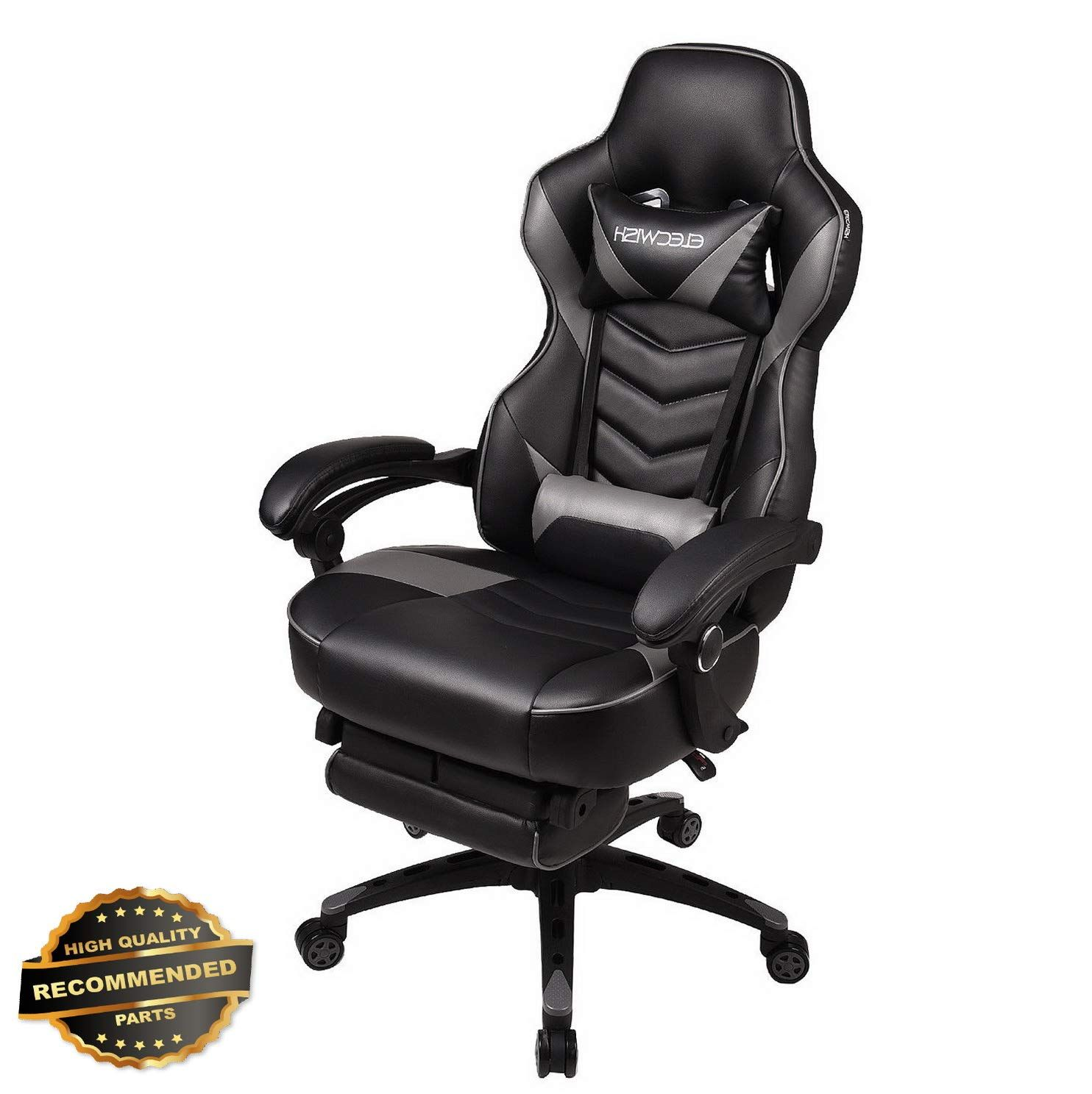 High Back Racing Computer Gaming Chair Ergonomic Office Desk Chair Recliner Home