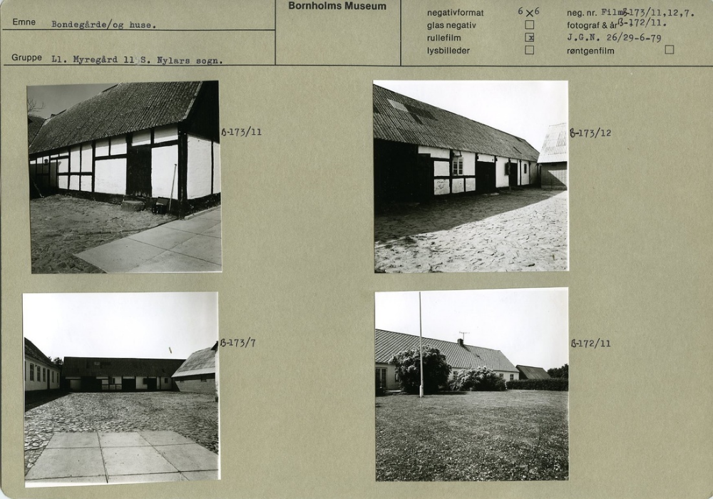 Farm Surveys Bornholm Farms With Images Bornholm Family History Farm