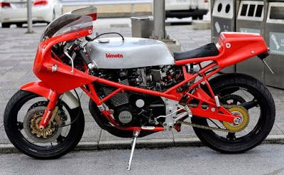 El Corra Motors: Bimota of the day