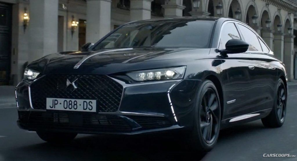 DS9 Is Frances Newest Premium Sedan And Its Based On The