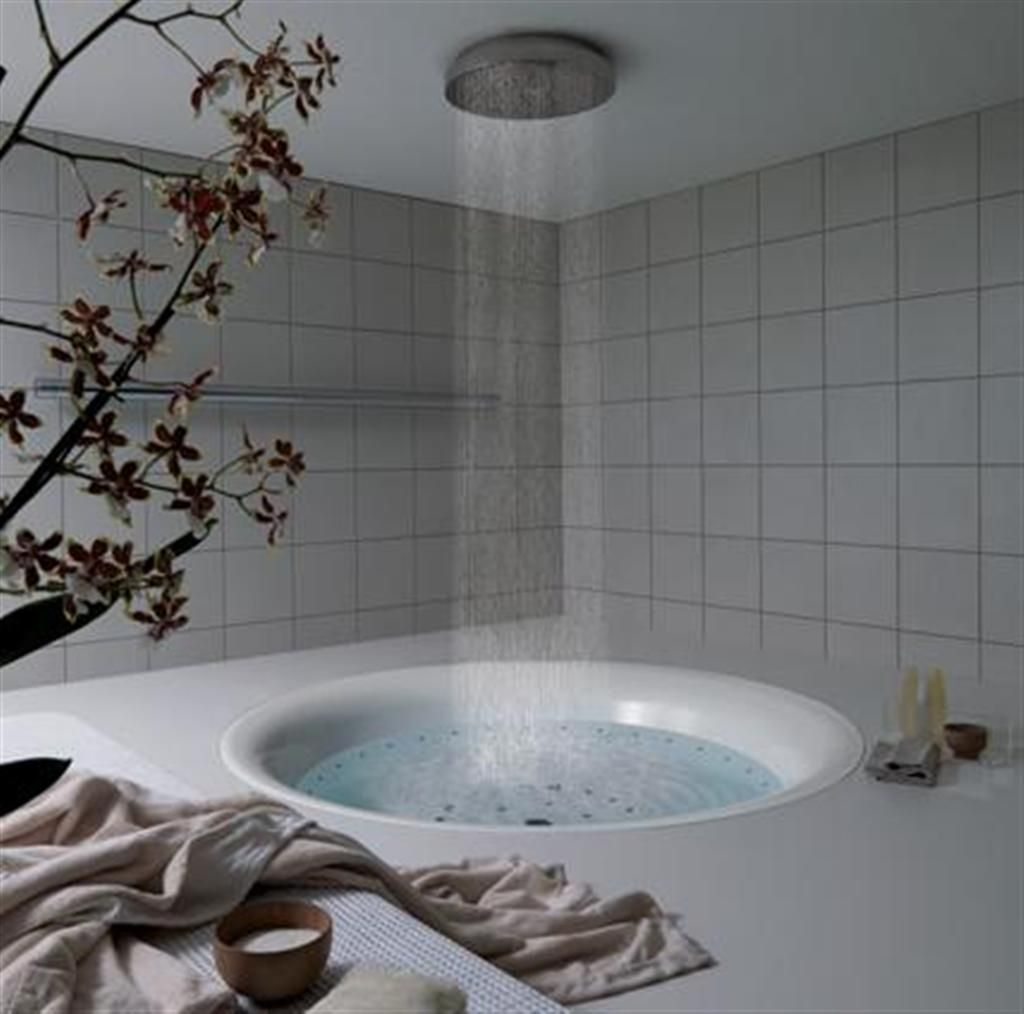 interior decoration of bathroom. Ehhh. I Like The Look Of It. But Fell It Wouldnt Be. Bathroom IdeasBathroom DesignsBathroom Interior Decoration