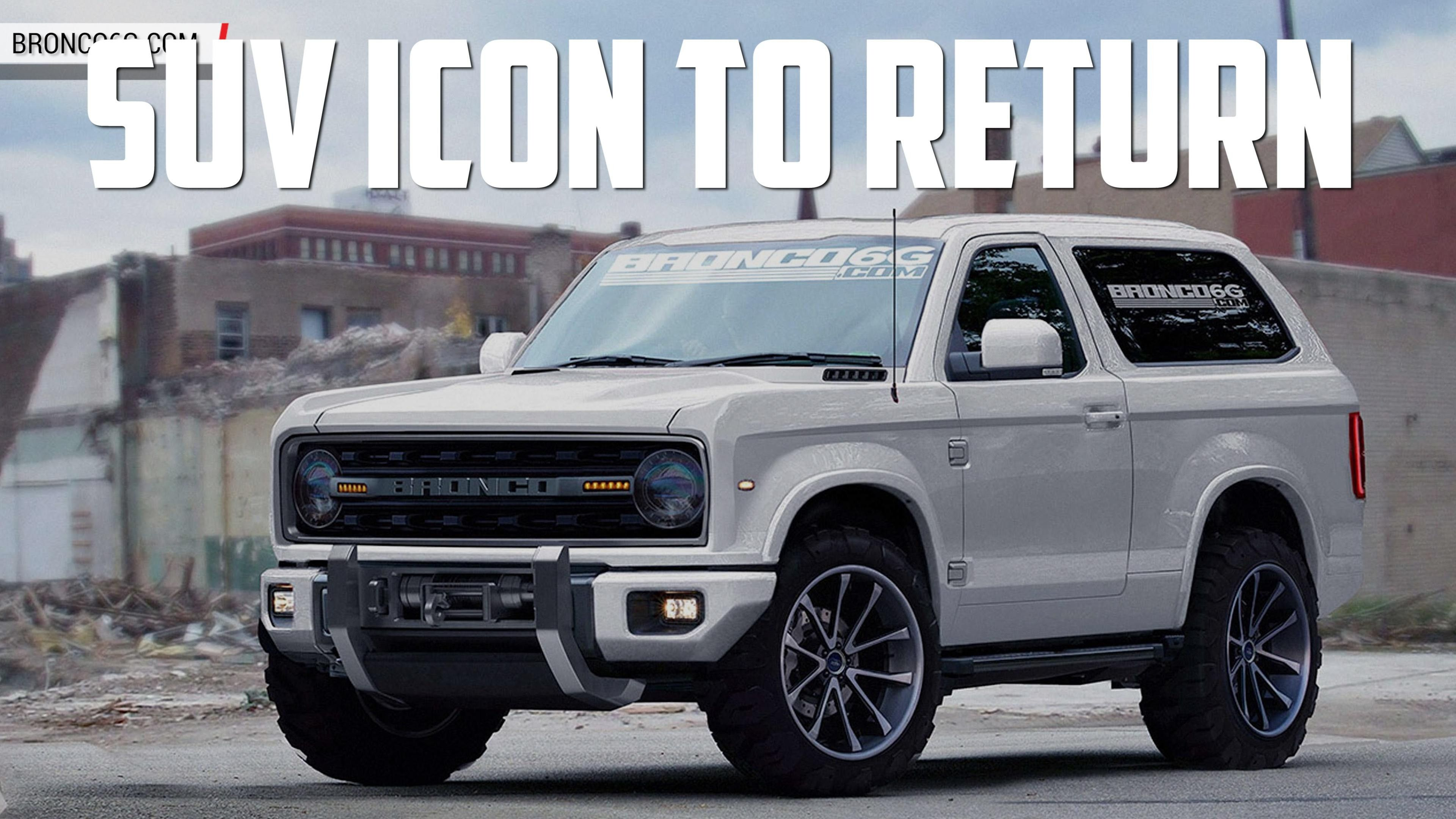 New Ford Bronco Spy Photos Check More At Http Www Autocarsreview