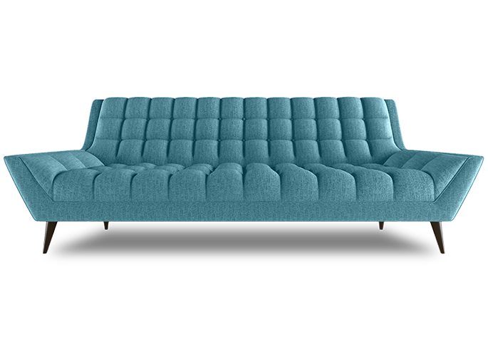 Chesterfield Sofa Cleveland Sofa Thrive Furniture Contemporary Furniture Midcentury design