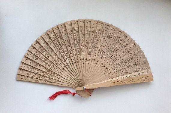 Vintage Wooden Lace Fan Pierces Asian Boho Decor Shadow Box Pierced Oriental Gift Chinese Fan Retro Kitchen Wall H Boho Decor Shadow Box Wall Hanging