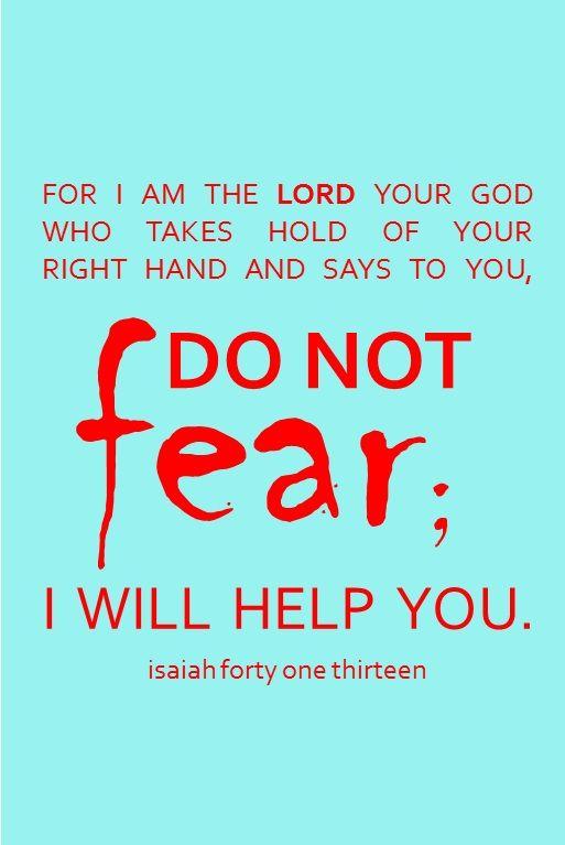 Scripture Screen Isaiah 4113 Iphone Lock Screen Iphone