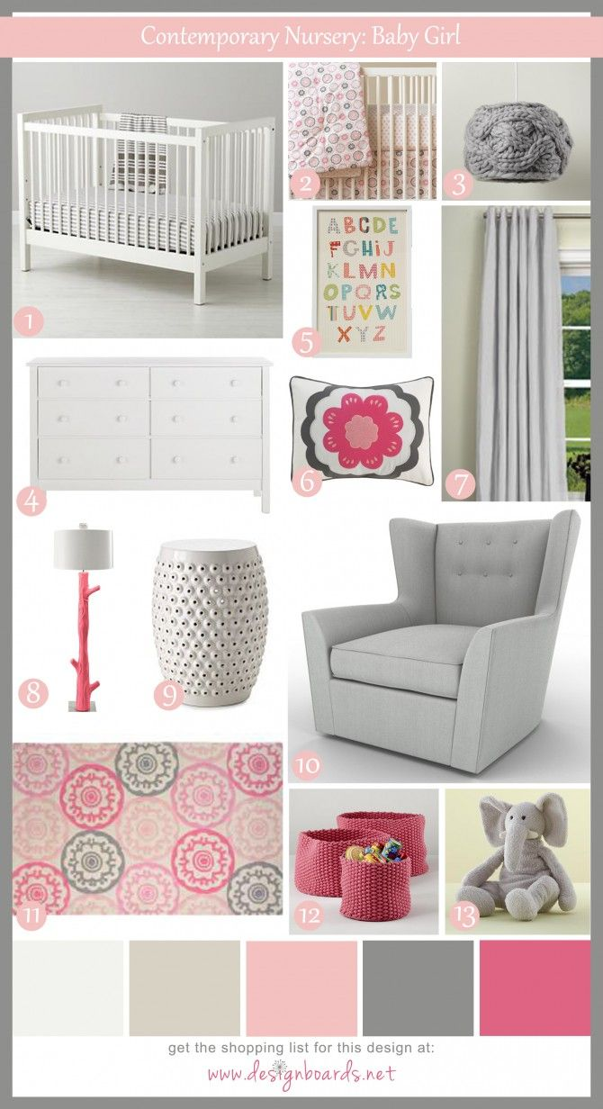 Contemporary Nursery Baby Girl Design Boards Shared Via Sharexy Dr Brownamp039s Zebra Lovey With Pink One Piece Pacifier Dot Bayi Sharexycom Plugin