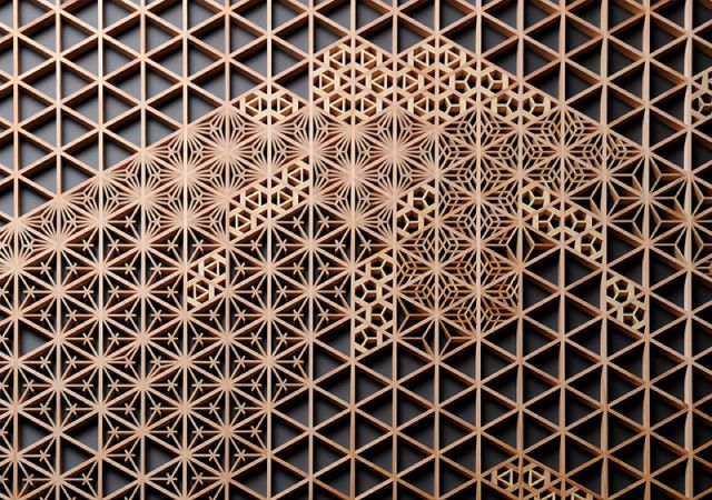 Japanese Wood Carving Patterns