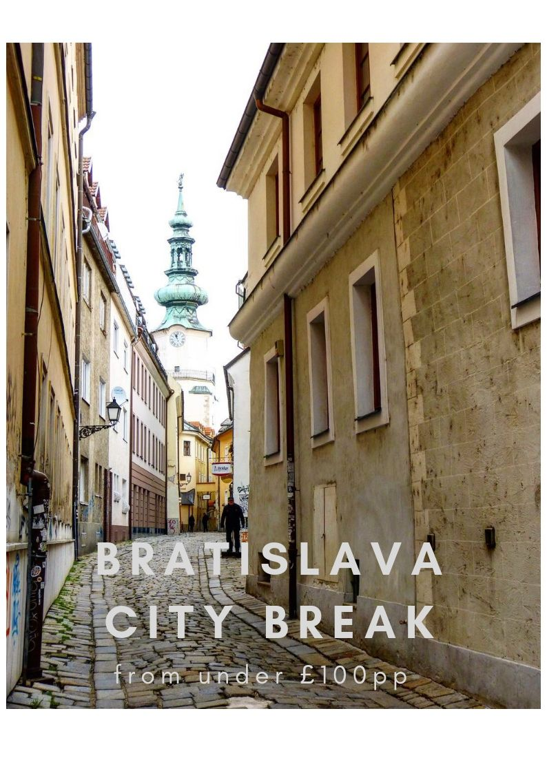 City Break In Bratislava This Winter From Only Pp Uk Departures Christmas Markets Will Be Up And Running For Later November And December Breaks