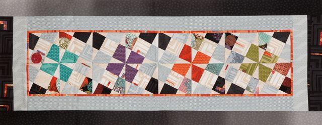 Photo of BasiX Pattern – Origami Rose – Quiting Template – Vorgeschnittene Streifen