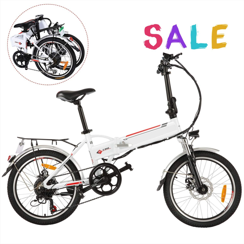 Bikfun Elektrofahrrad 20 26 Zoll E Bike Lithium Akku 36v 8ah 12 5ah 250w 21 Gang 7 Gang In 2020 Elektrofahrrad Fahrrad Pedelec
