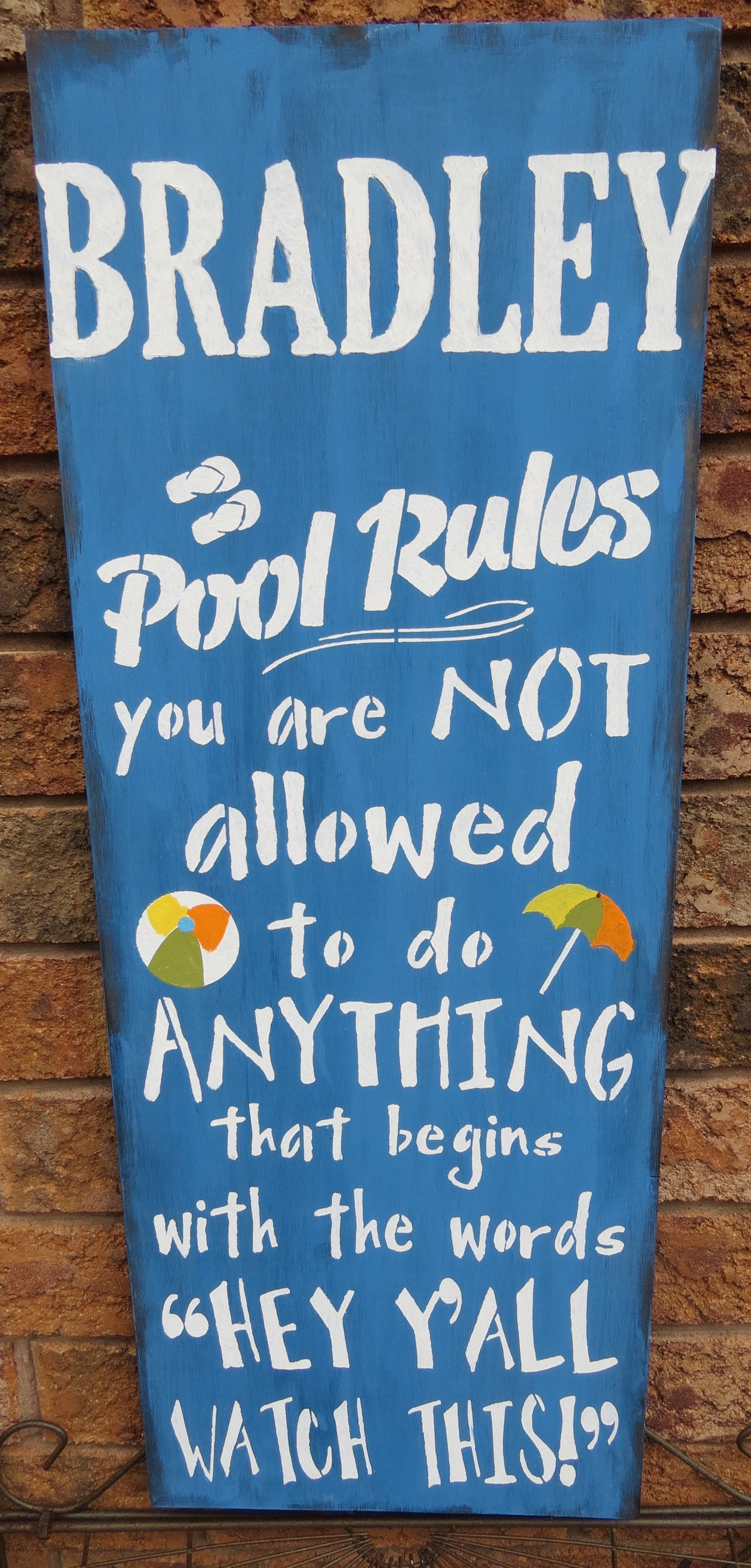 Pool Signs Pool Signs Diy Pool Signs Funny Pool Signs