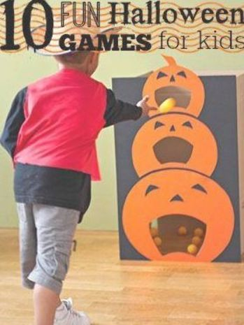 10 Fun Halloween Games for Kids  tipsaholic