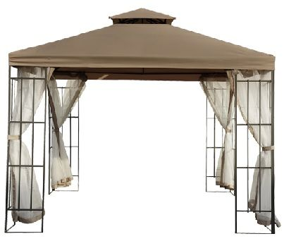 best outdoor metal gazebos to buy gazebos for sale on gazebo kings rh pinterest com