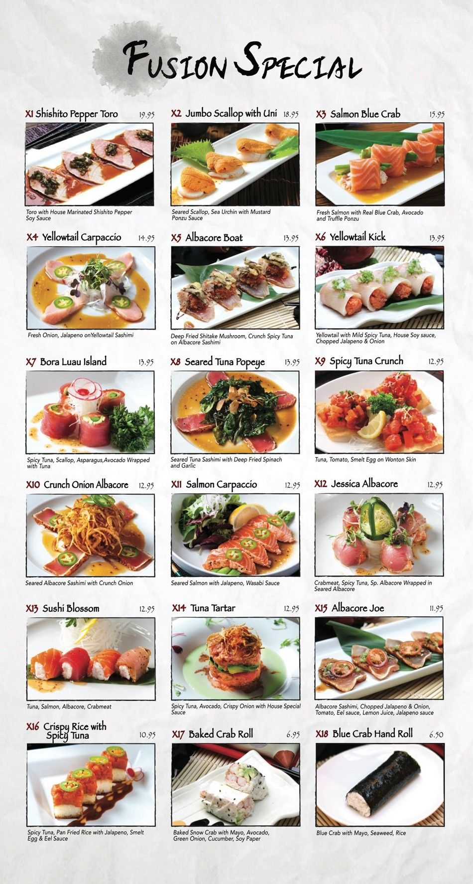 Pin By Laura Jackson On Sushi  Sushi Menu, Sushi Recipes -2289