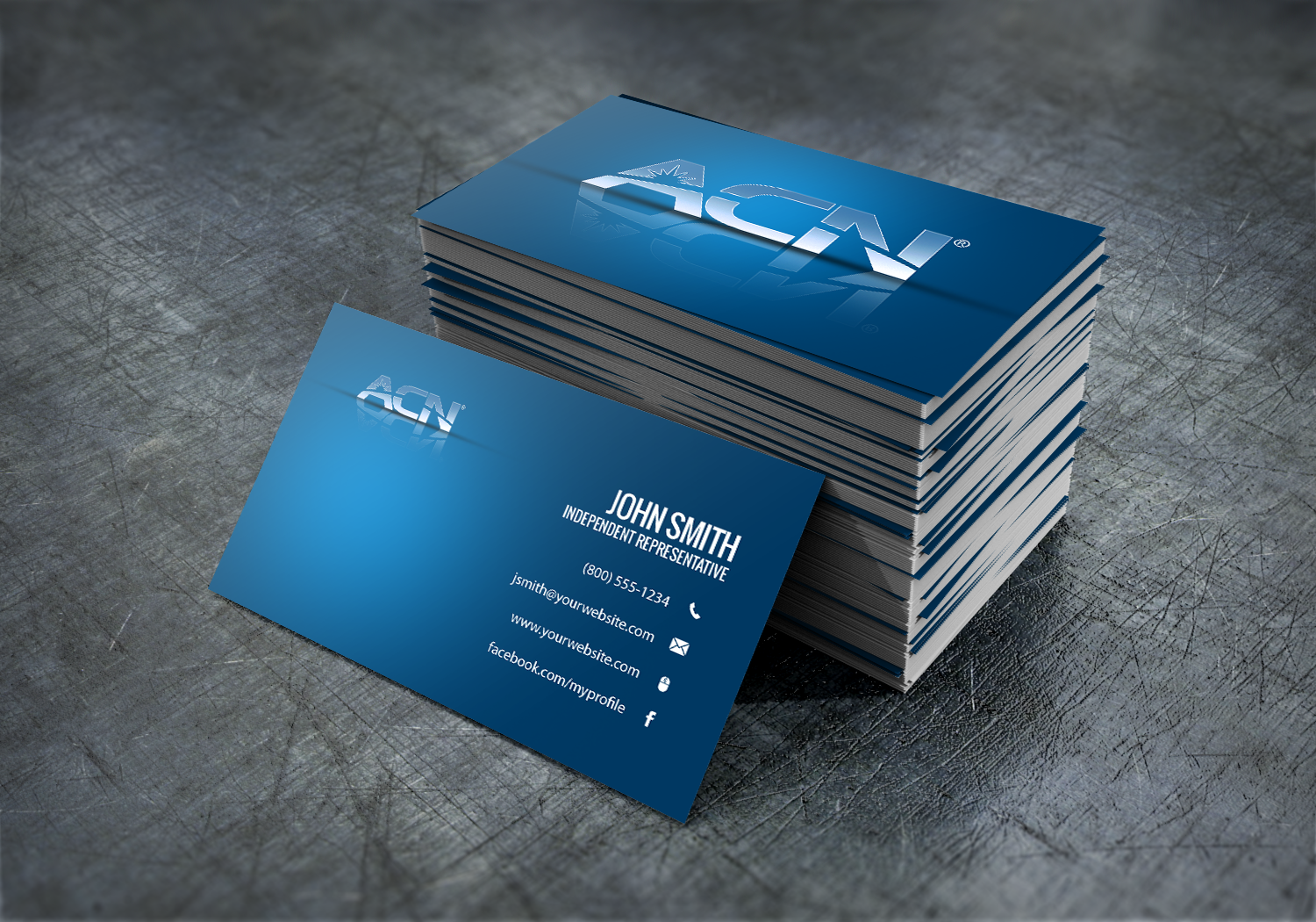 Acn Business Owners It S Time For A New Business Card Mlm Acn Print Paper Graphicdesign Bus Printing Business Cards Free Business Cards Business Cards