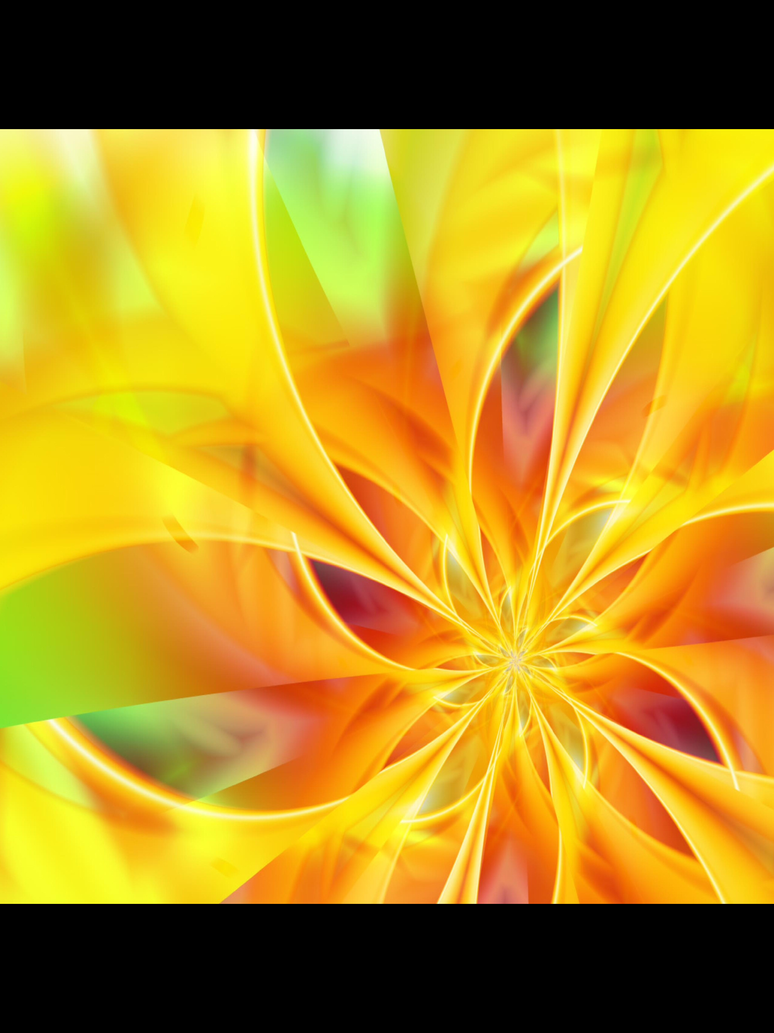 Pin By Sherry Carrow On Fractal Yellow Wallpaper Abstract Wallpaper Backgrounds Abstract Wallpaper