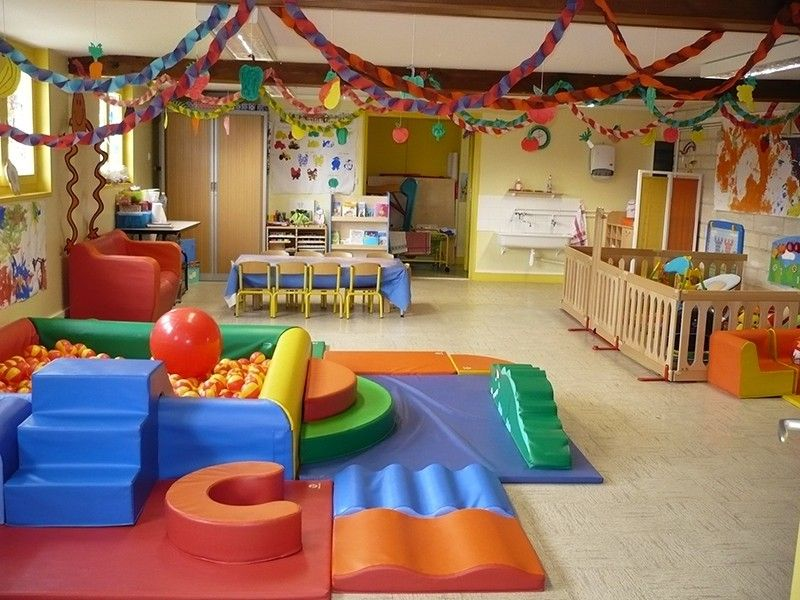 Pin By Daisy Na On Garderie Deco Amenagement Family Day Care Daycare Kids Playroom