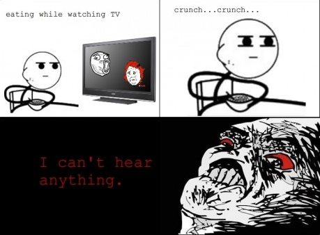 Funny Memes For A Guy : Cereal guy meme u watching tv lmao memes cereal