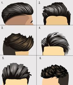 6 Popular Men S Hairstyles And Haircuts And The Products Associated With Them Popular Mens Hairstyles Mens Hairstyles Thin Hair Popular Hair Color