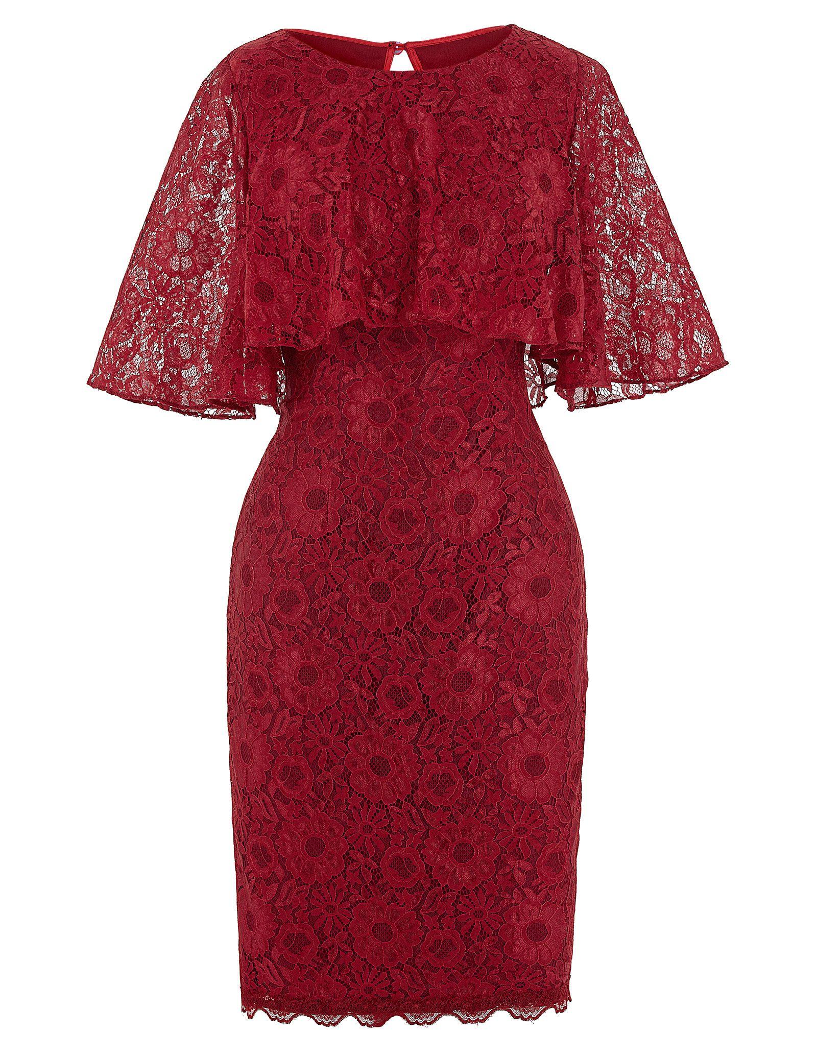 Kate kasin frauen sommer dress burgund formal kleider für besondere ...