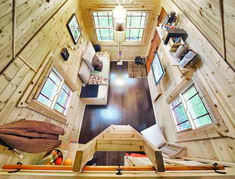 Building Your Own Tiny House Making Your Tiny House Feel Bigger