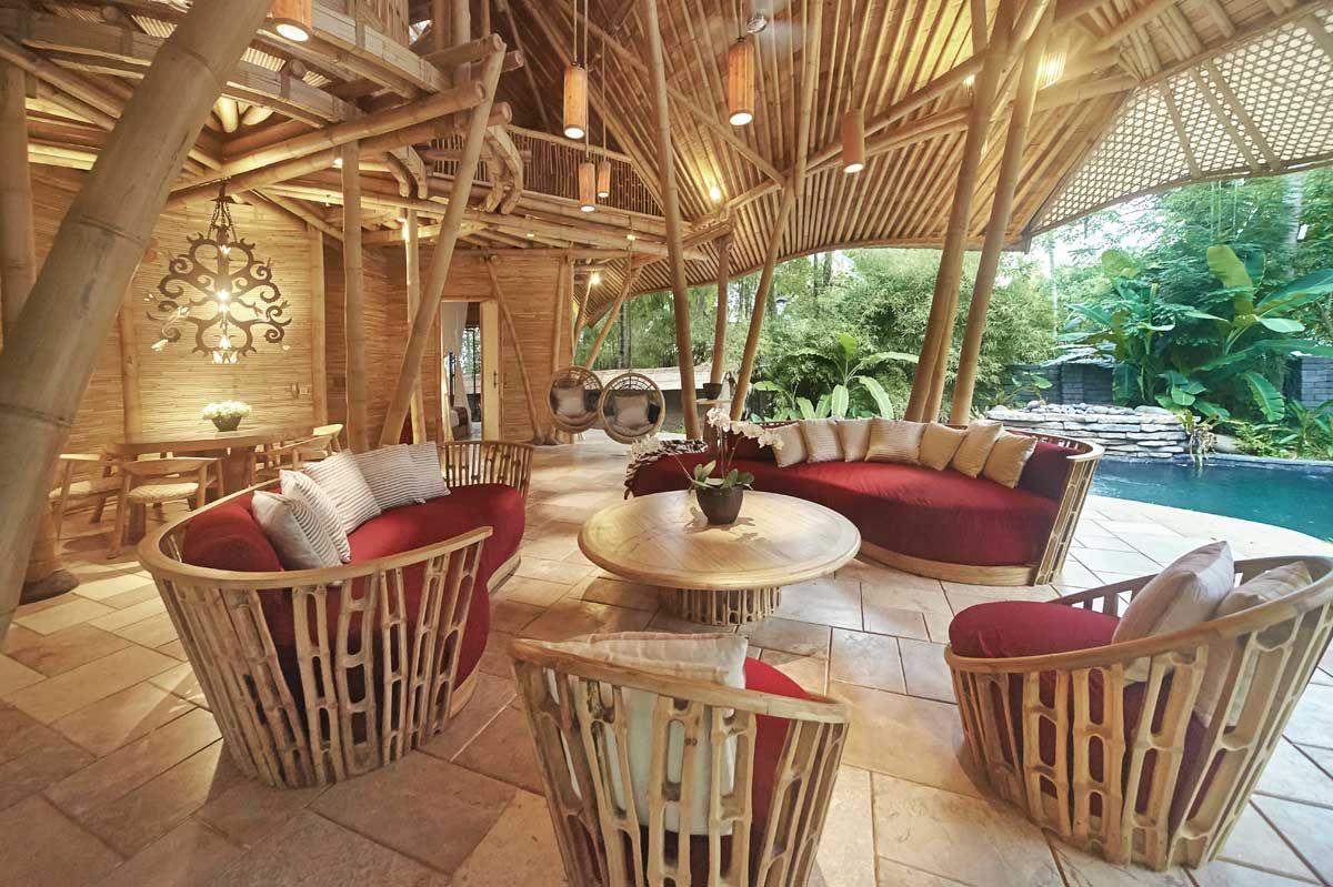 The Green Village- Cacao House- Bali, Indonesia- IBUKU ...