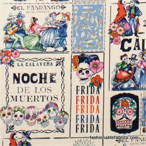 Baile de Calavera in Marine from Folklorcio Collection by Alexander Henry F