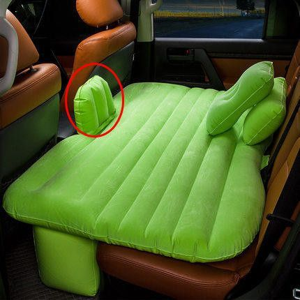 Top Quality Inflatable Car Back Seat Bed/Mattress for Traveling ...