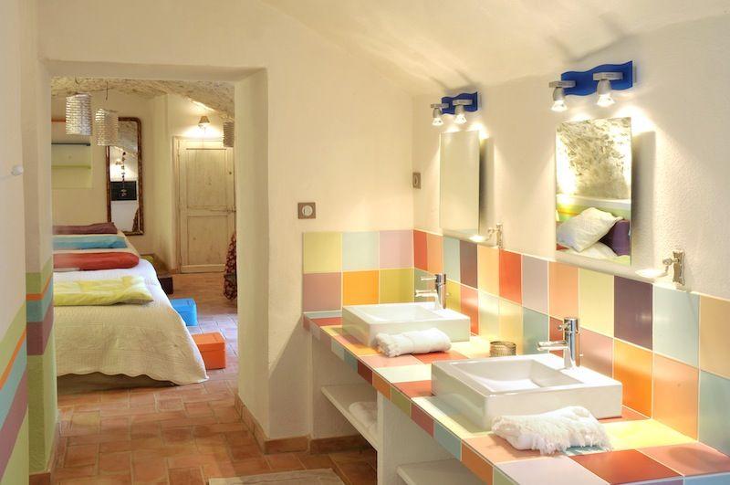 d coration style proven al deco salle bain enfants n v id es maison pinterest d co salle. Black Bedroom Furniture Sets. Home Design Ideas