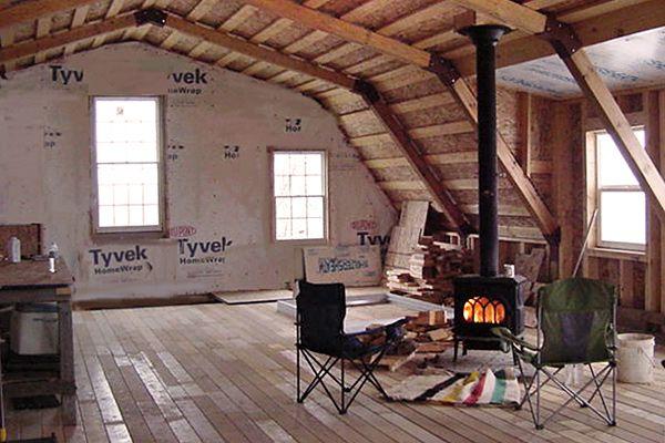 Barn Loft Home Barn Loft Loft House Pole Buildings