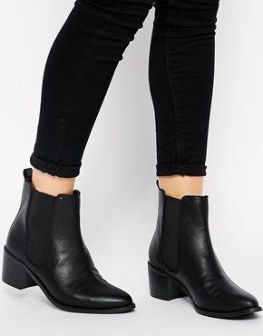 55c923b720f8 ASOS – ROAR – Chelsea-Ankle Boots   shoes   Pinterest   Schuhe ...
