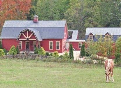 The Barn Inn Bed & Breakfast Millersburg, Ohio ...