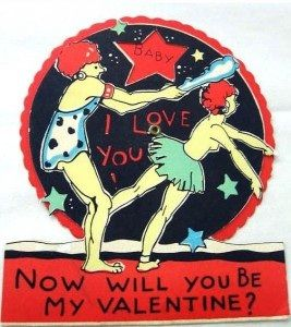 Are they hitting each other?-Creepy Valentine's Day cards