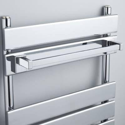 magnetisch handdoekenrek alleen geschikt voor de vlakke designer radiatoren 69 badkamer. Black Bedroom Furniture Sets. Home Design Ideas
